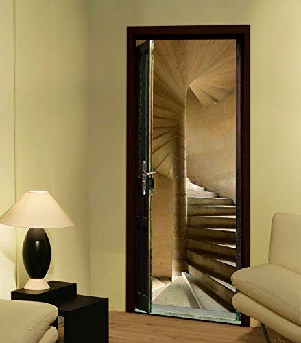 plage 141016 adesivo per pareti e porte formato grande. Black Bedroom Furniture Sets. Home Design Ideas