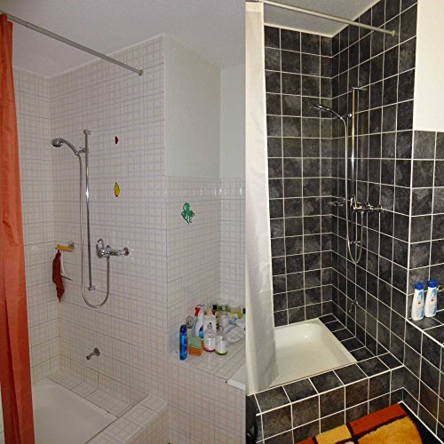 FoLIESEN 2292020 - adesivi per piastrelle, per cucina e bagno, PVC ...